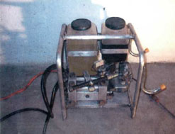 Epoxy Equipment