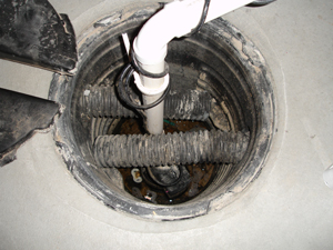 interior drainage chicago, interior drainage chicago IL, foundation waterproofing Chicago