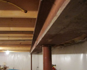 Basement Wall Bracing Chicago Il United Structural Systems
